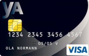 ya bank kredittkort - ya bank visa
