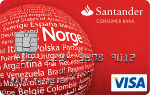 Santander Red kreditkort
