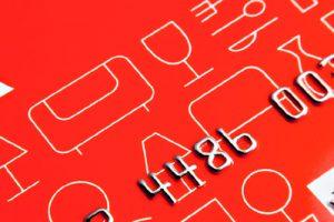 rødt kredittkort lav rente